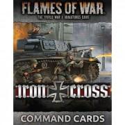 Flames of War - Iron Cross Command Cards
