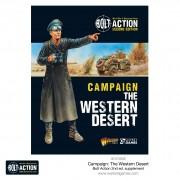 Bolt Action Campaign : Western Desert Book