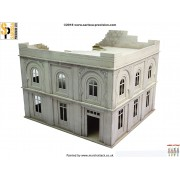 Administration Building / Hotel - Destroyed