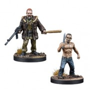 The Walking Dead : AOW - Jud et Abraham Booster