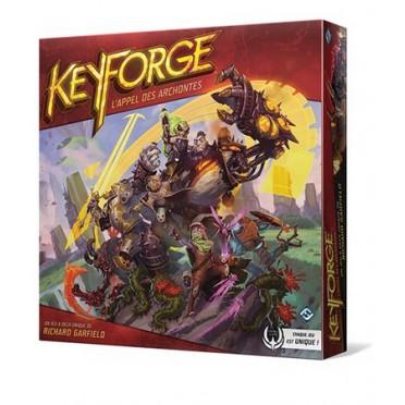 Keyforge cartes