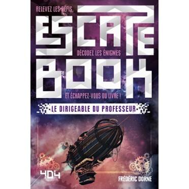 Escape Book - Le Dirigeable du Professeur
