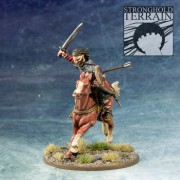 Saga - Seigneur Chrétien à cheval