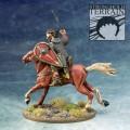 Saga - Seigneur Chrétien à cheval 1