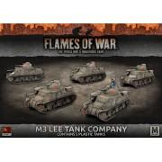 M3 Lee Tank Company
