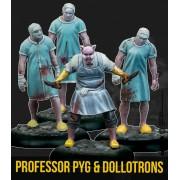 Batman - Professor Pyg & Dollotrons