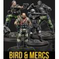 Batman - Bird & Mercs 0