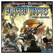 Shadows of Brimstone - Blasted Wastes Deluxe Otherworld Expansion