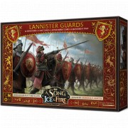 A Song of Ice and Fire - Lannister Guardsmen