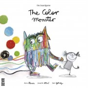 The Color Monster pas cher