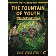 The Lost Expedition: The Fontain of Youth & Other Adventures
