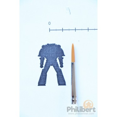 Pinceau Wargamer Monster