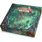 Zombicide - Black Plague : No Rest for the Wicked pas cher
