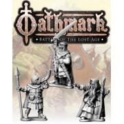 Oathmark: Human King, Wizard and Musician