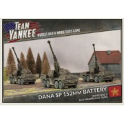 Team Yankee - Dana SP 152mm Battery