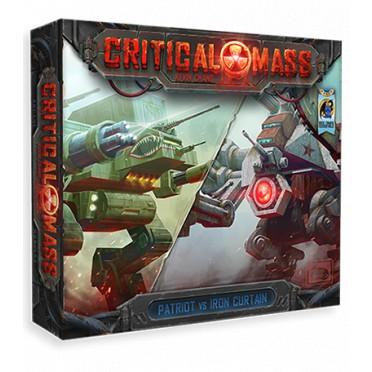 Critical Mass: Patriot Vs Iron Curtain