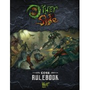 Malifaux - The Other Side rulebook