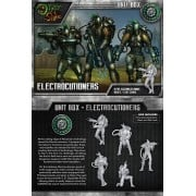 The Ohter Side- Abyssinia Unit Box - The Electrocutioners