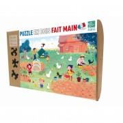 Puzzle - Famille Potiron - 50 pièces