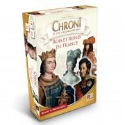 Chroni – Rois et Reines de France