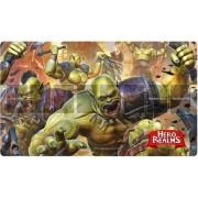 Hero Realms Playmat Rampage