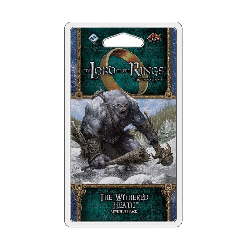 Buy Lord Of The Rings Lcg The Withered Heath Board