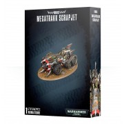 W40K : Orks - Megatrakk Scrapjet