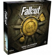 Boite de Fallout - New California Expansion
