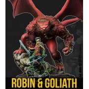 Batman - Robin & Goliath
