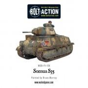 Bolt Action - French - Somua S35