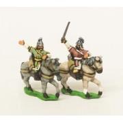 Late 16th Century Korean: General & Bodyguard