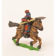 Late 16th Century Korean: Heavy Cavalry with Halberds