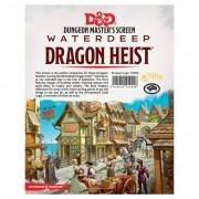 D&D DM Screen - Waterdeep Dragon Heist
