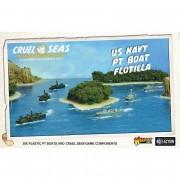 Cruel Seas: US Navy PT boat flotilla