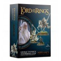 The Lord of The Rings : Strategy Battle Game - Gandalf the White & Peregrin Took 0