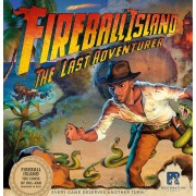 Fireball Island: Last Adventurer pas cher