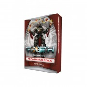 Faith: Core Book - Nefarious Folk: NPC Deck pas cher