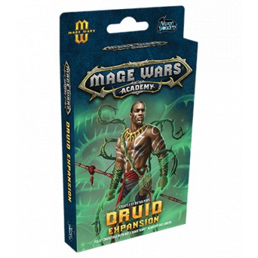 Mage Wars Academy : Druid Expansion