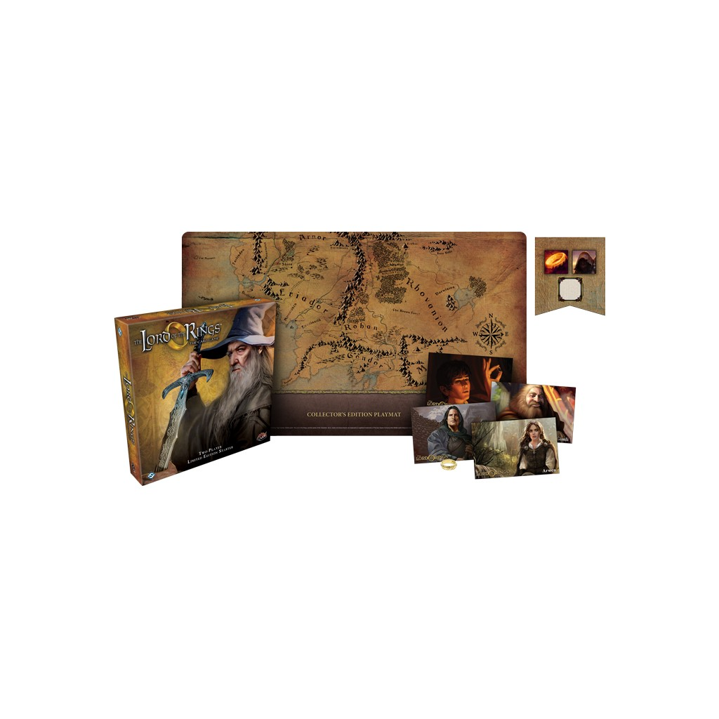 Lord Of The Rings Lcg Limited Collector S Edition Card