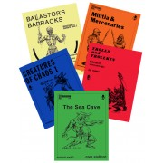 RuneQuest - Old School Resource Pack