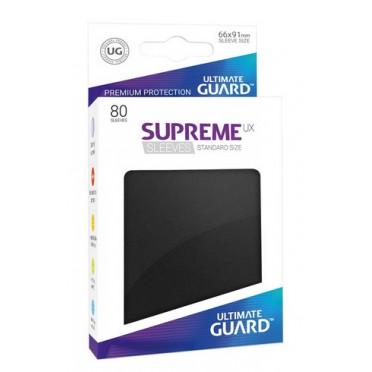 80 Sleeves - Supreme UX Sleeves Standard :