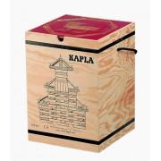 Kapla - Mallette 280 Kapla + Livre Art :