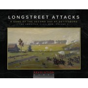 Longstreet Attacks: The Second Day at Gettysburg - Boxed Edition