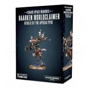 Warhammer 40,000 : Heretic Astartes - Haarken Worldclaimer, Herald of the Apocalypse