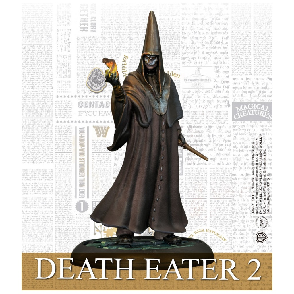 Buy Harry Potter, Miniatures Adventure Game: Barty Crouch Jr & Death