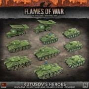 Flames of War - Kutusov's Heroes
