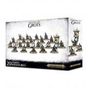 Age of Sigmar : Destruction - Gloomspite Gitz Grots