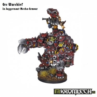 Buy Orc Warchief In Juggernaut Mecha Armour Board Game
