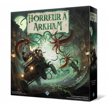 Horreur à Arkham 3e Edition