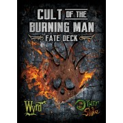 The Other Side- Cult of the Burning Man fate Deck